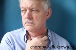 zgaga w chorobie refluksowej